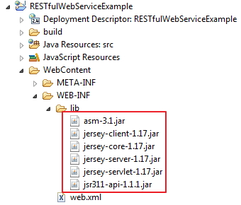 Restful web services example in java - Java2Blog