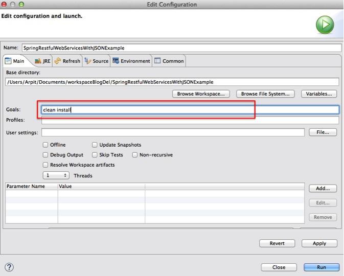 Spring Restful web services xml example - Java2Blog