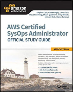 Amazon certified SysOps Administrator