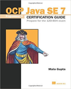 OCPJP 7 Book Mala