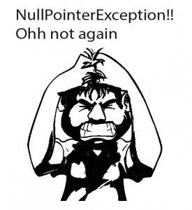 NullPointerException