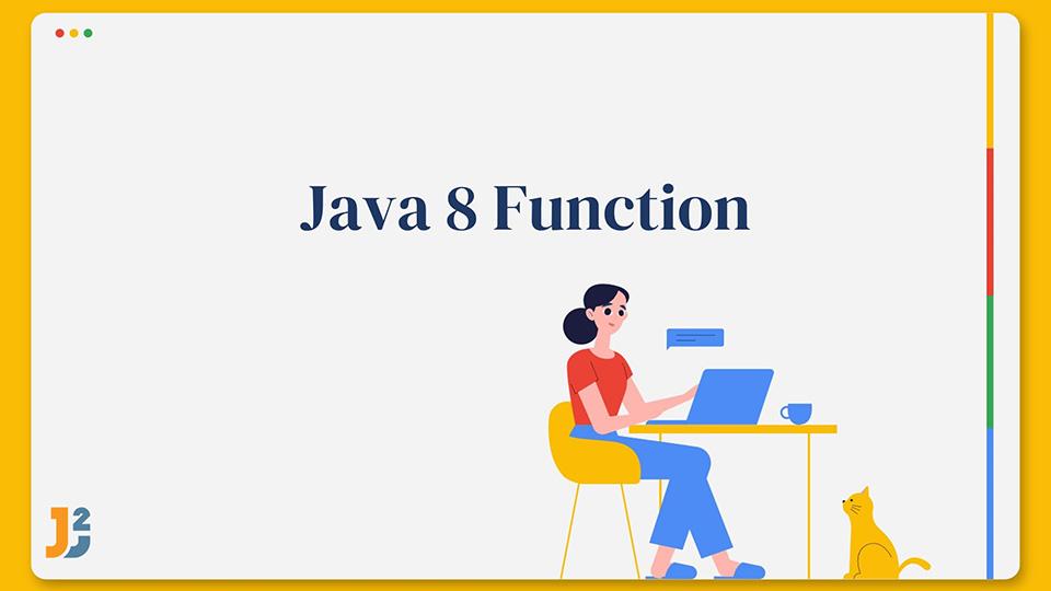 Java 8 Function