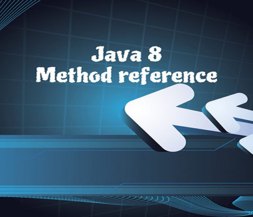 Java 8 Method reference