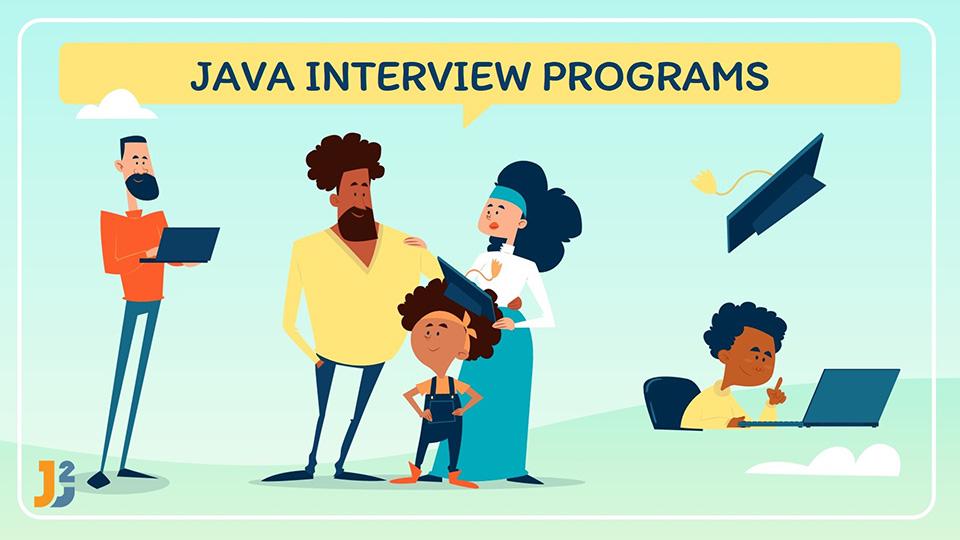 Java interview programs