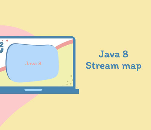 Java 8 Stream map