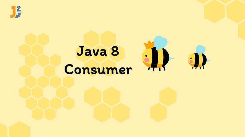 Java 8 Consumer