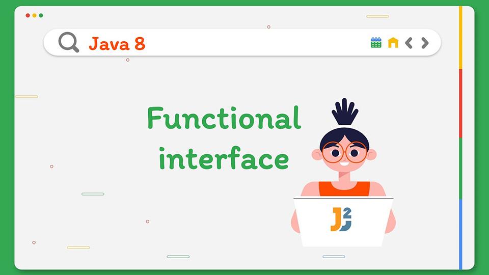 Java 8 Functional interface