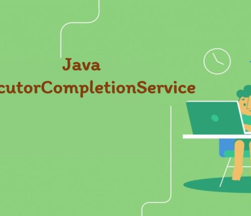 Java ExecutorCompletionService