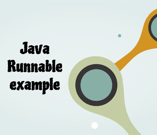Java Runnable