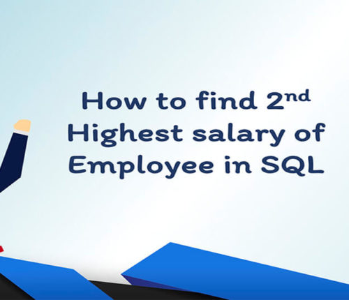 Find 2nd Highest Salary Employee in SQL