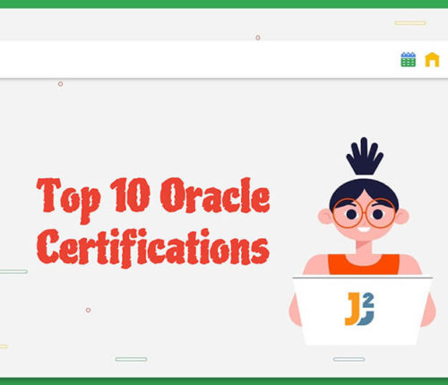Top 10 Oracle certifications
