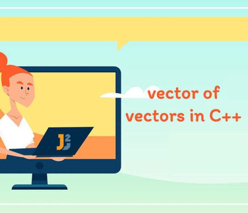 vector of vectors C++