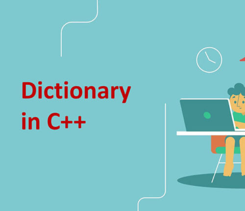 Dictionary in C++