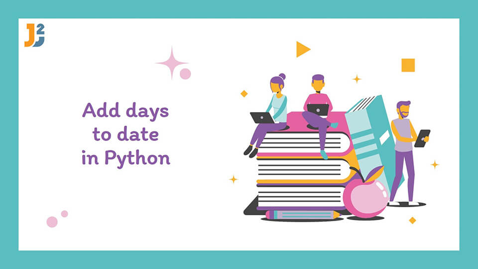 Add days to date in Python