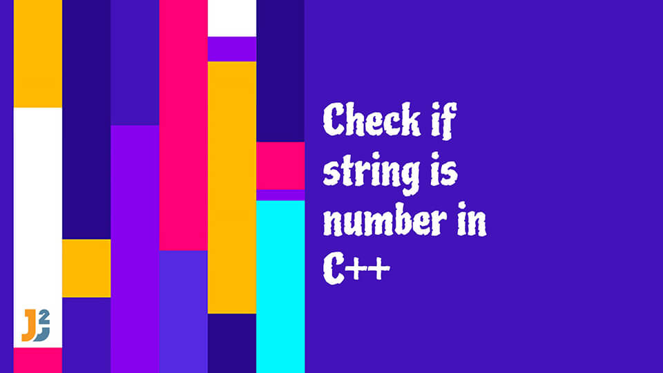 Check if string is a number in C++