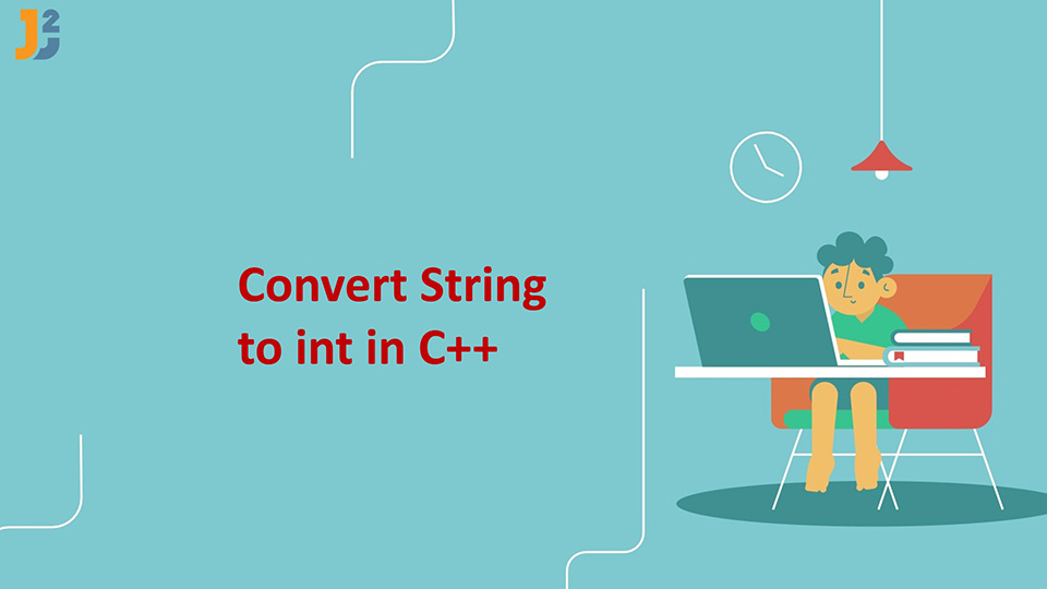 Convert String to int in C++