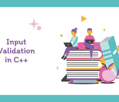 Input Validation in C++