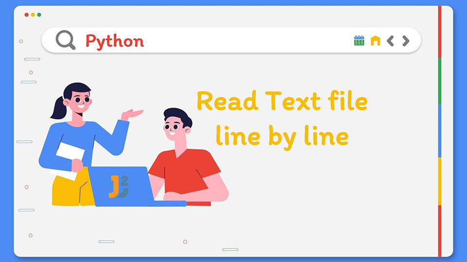 Python read text file line by line