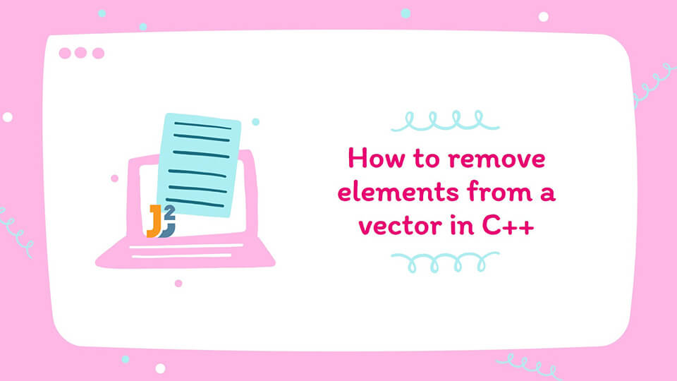 Remove elements from vector in C++