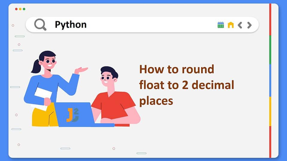 Python round to 2 decimal places