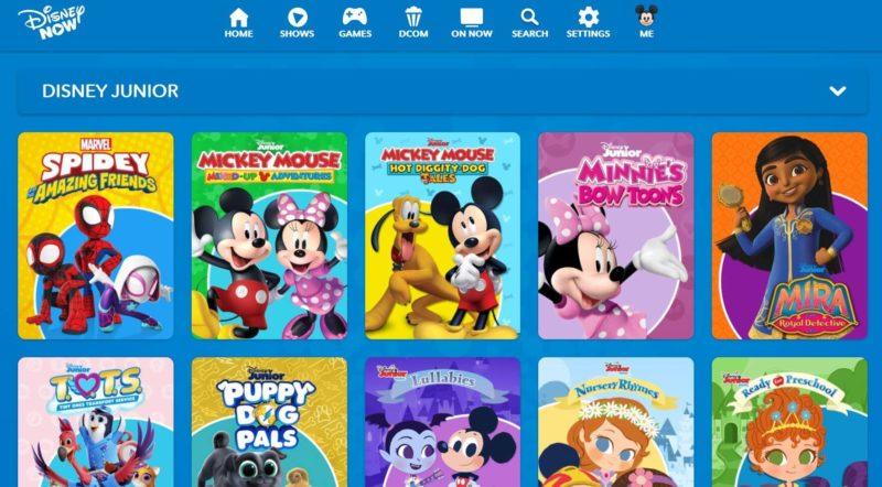 Disney Junior: KissCartoon alternatives