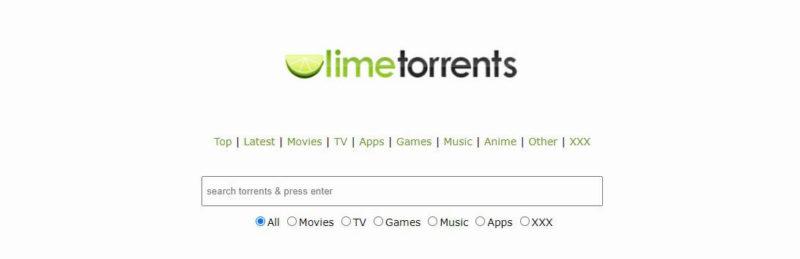 LimeTorrents - Thepiratebay3 alternative