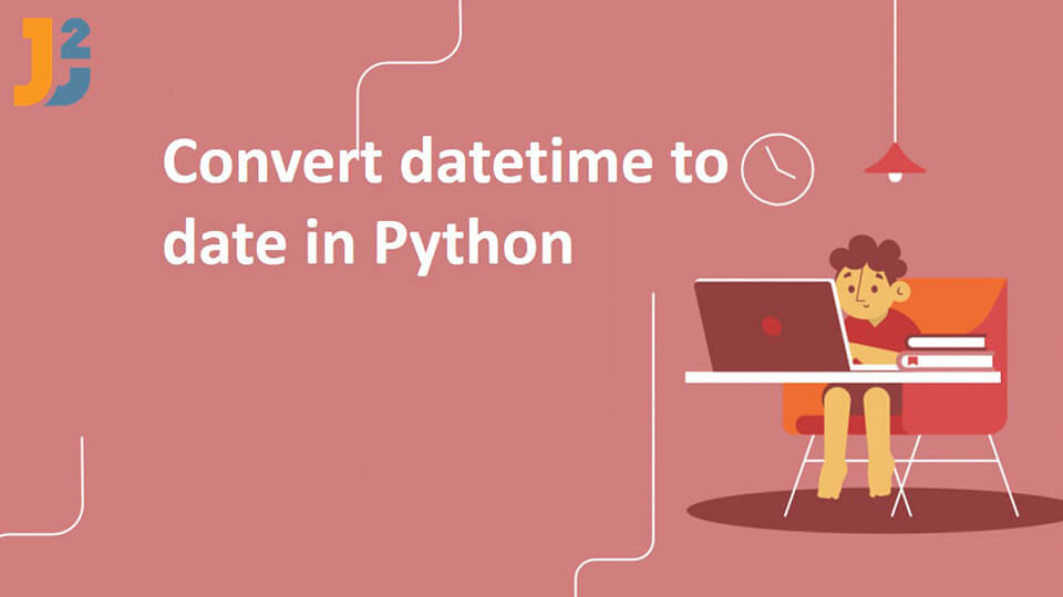 Convert datetime to date in Python