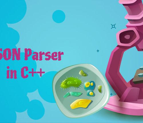 JSON parser in C++