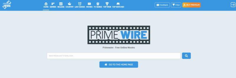 Primewire - Couchtuner alternatives