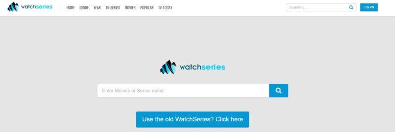 WatchSeries - Couchtuner alternatives