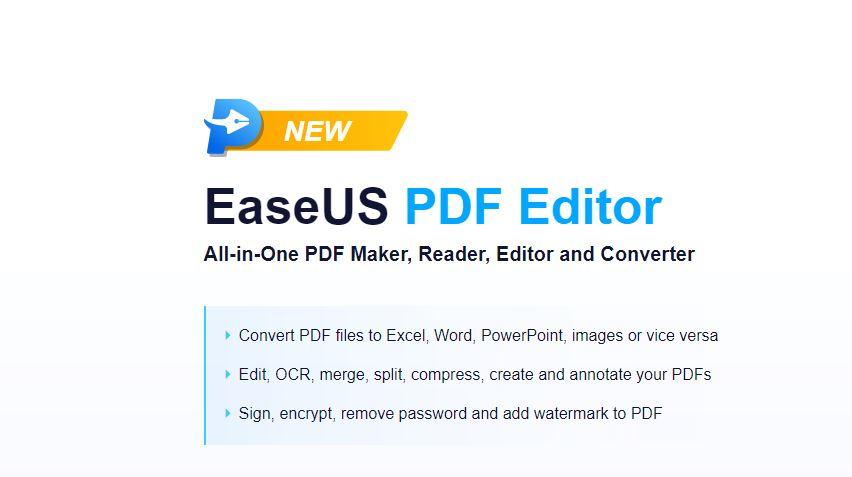 ease US PDF editor