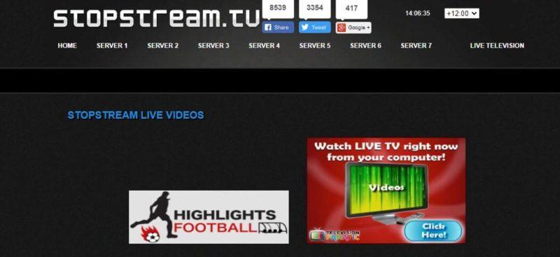 Stopstream - Stream2watch alternatives