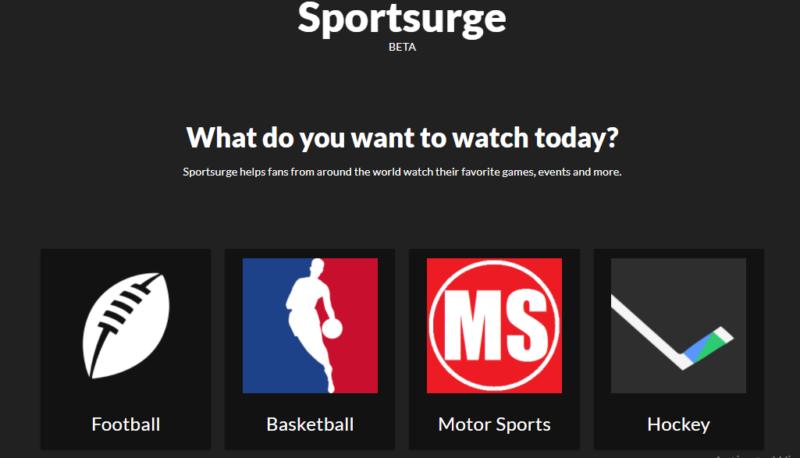 SportsSurge