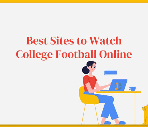 Watch college football online for free