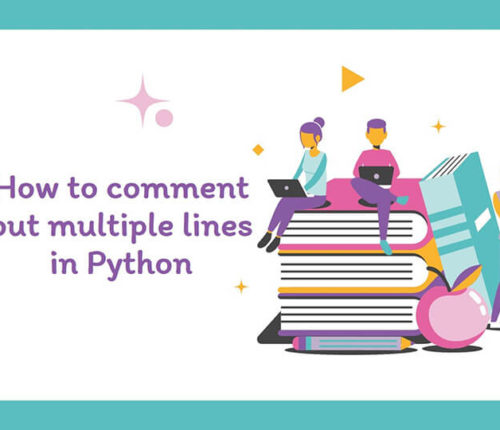 How to comment out multiple lines in python